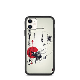 """iPhone case """"beearmsource"""" by remiismeltingdots"""