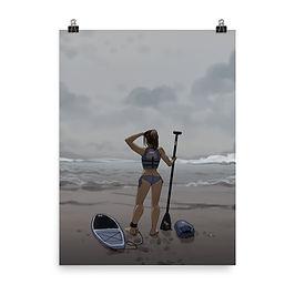 """Poster """"Summer"""" by vashperado"""