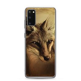 """Samsung Case """"Fuchs"""" by Culpeo-Fox"""