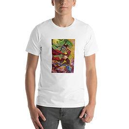 """T-Shirt """"Faith Jump"""" by Elsevilla"""
