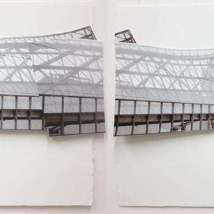 RedBall Toronto - Site Study - AGO Toronto (both panels)