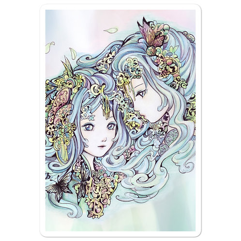 """Stickers """"Gemini"""" by Hellobaby"""