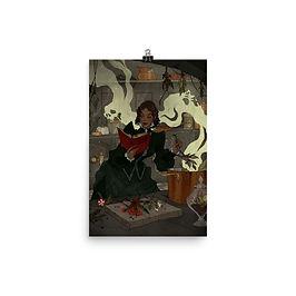 "Poster ""Poisonous Plants"" by AbigailLarson"