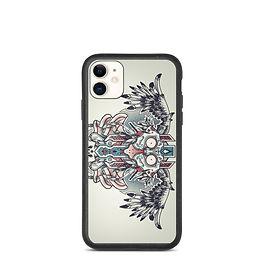 "iPhone case ""majorasvecprint2"" by remiismeltingdots"