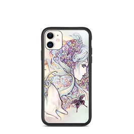 """iPhone case """"Capricorn"""" by Hellobaby"""