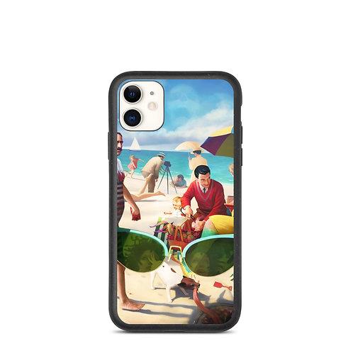 """iPhone case """"Under the Boardwalk"""" by JeffLeeJohnson"""