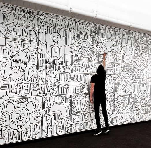 iMax Mural