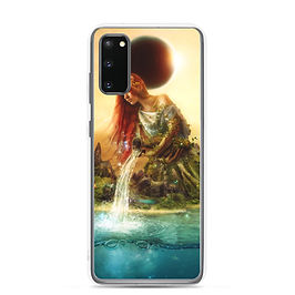 """Samsung Case """"Fountain of Eternity"""" by Aegis-Illustration"""