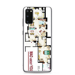 """Samsung Case """"Mad About You"""" by NikNeuk"""
