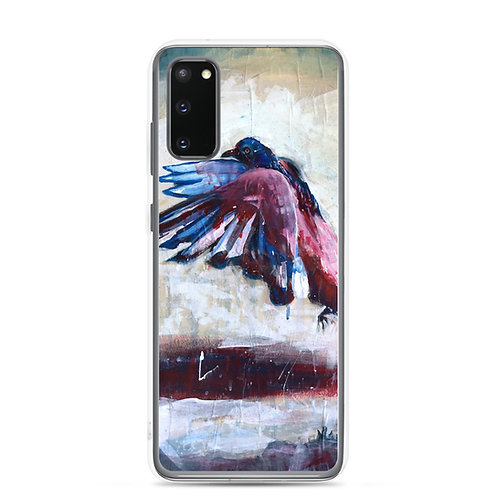 """Samsung Case """"City Bird"""" by MikeOncley"""
