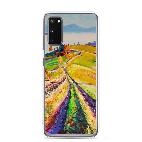 """Samsung Case """"Autumn Morning"""" by Gudzart"""
