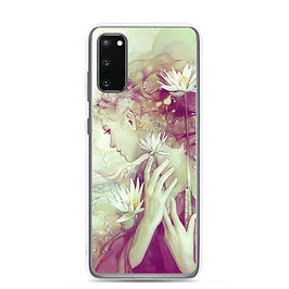 "Samsung Case ""Pond"" by Escume"