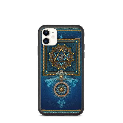 """iPhone case """"Ascension"""" by Lilyas"""