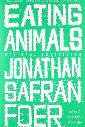 Eating Animals by Jonathan Safran Foer