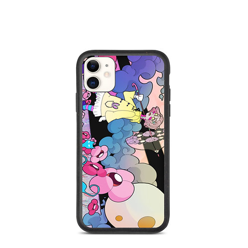 """iPhone case """"Moonlight Walk"""" by MoxxiMonroe"""