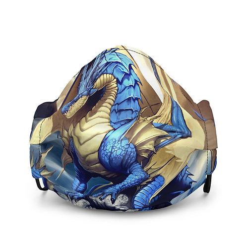 """Mask """"Dragonictus"""" by el-grimlock"""