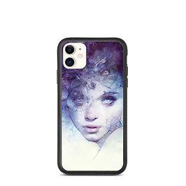 "iPhone case ""Aeriel"" by Escume"