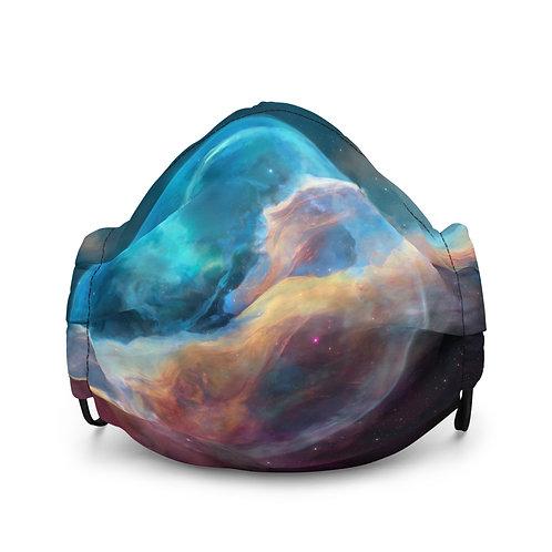 "Mask ""Hubble Bubble"" by JoeyJazz"