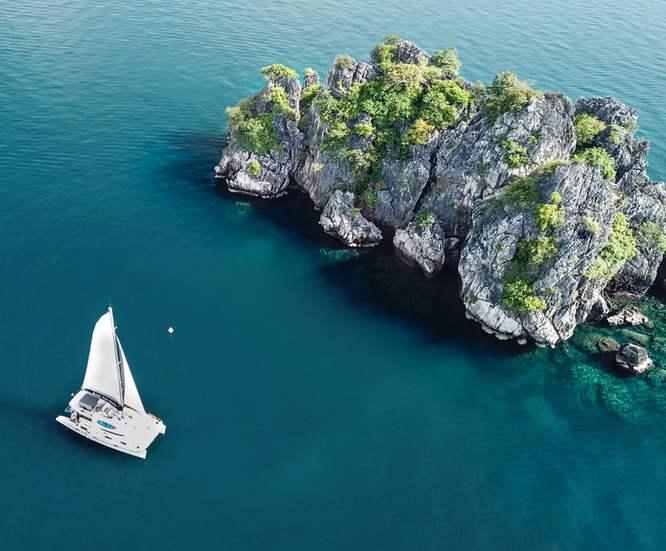 Thailand-  Pukhet Bay