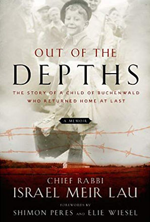 Out of the Depths by Rabbi Lau