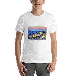 """T-Shirt """"Quiet Evening"""" by Gudzart"""