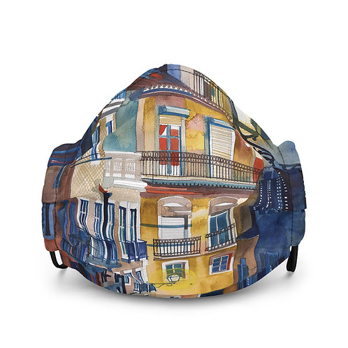"""Mask """"Lisbon"""" by Takmaj"""