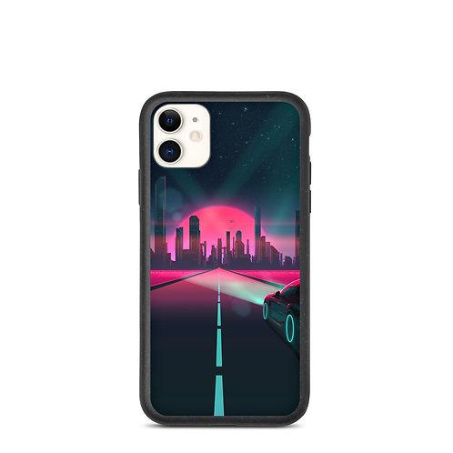 "iPhone case ""Sunset Drive"" by JoeyJazz"