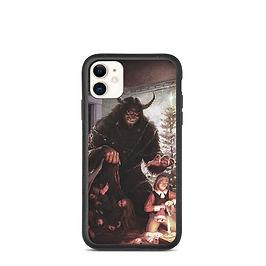 """iPhone case """"Krampus"""" by JeffLeeJohnson"""