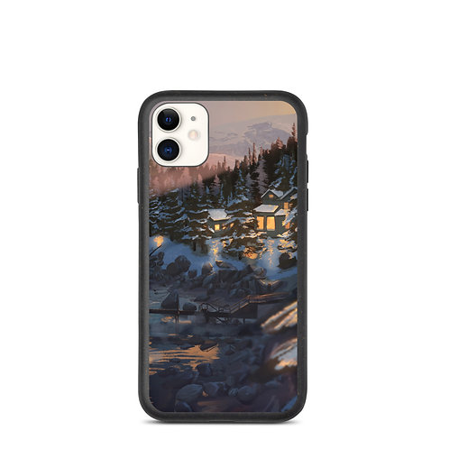 """iPhone case """"Lake Tahoe"""" by chateaugrief"""