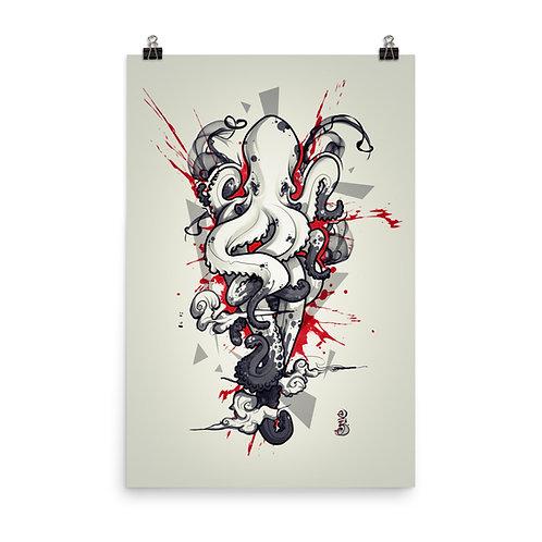 "Poster ""Octov3pres"" by remiismeltingdots"