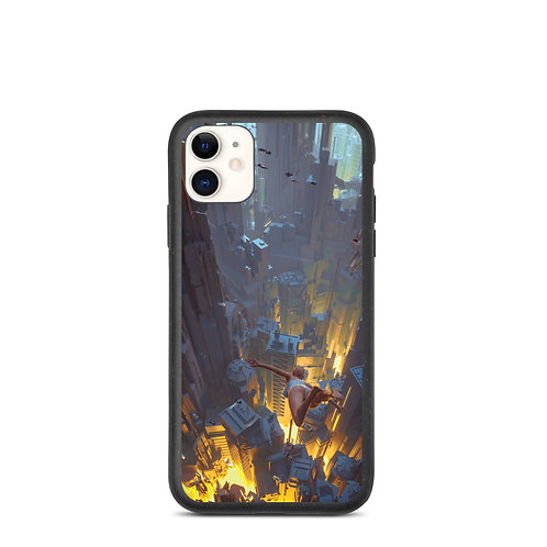 """iPhone case """"Beyond Recall"""" by thebakaarts"""