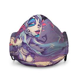 """Mask """"Catrina"""" by el-grimlock"""