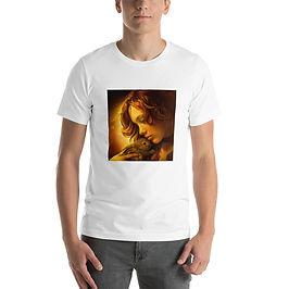 """T-Shirt """"Tender Hands"""" by ElenaDudina"""