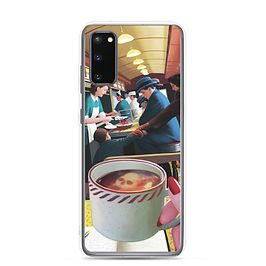 """Samsung Case """"Blue Plate Special"""" by JeffLeeJohnson"""