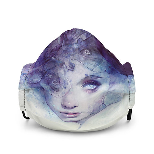 "Mask ""Aeriel"" by Escume"