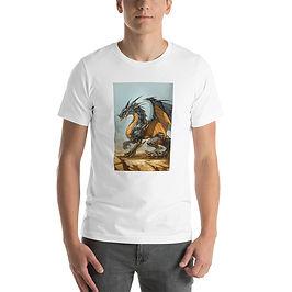 """T-Shirt """"Ash Dragon"""" by el-grimlock"""
