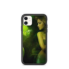 "iPhone case ""The Mermaid"" by ElenaDudina"
