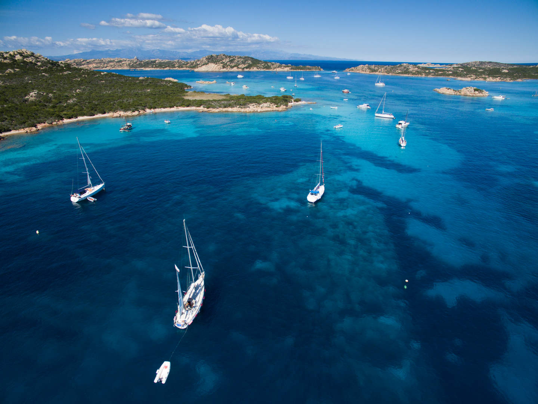 Sardinia and Corsica