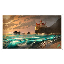 """Stickers """"Cliff House"""" by chateaugrief"""