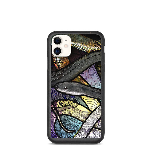 "iPhone case ""Dragon Snake"" by Culpeo-Fox"