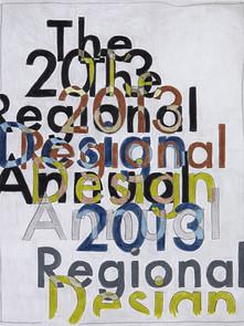 Print Magazine, Regional Design Annual Lettering
