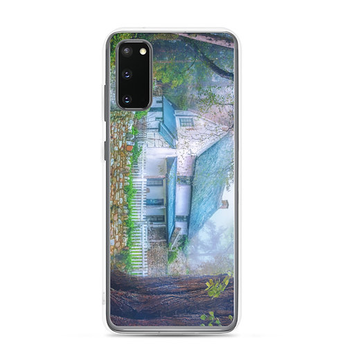 """Samsung Case """"Country Cottage"""" by phatpuppyart-studios"""