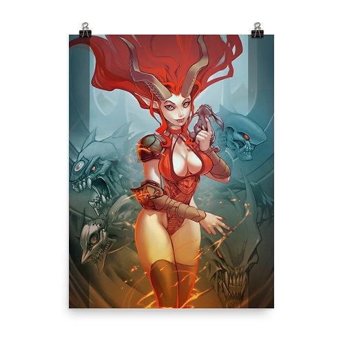 """Poster """"Cenit"""" by el-grimlock"""