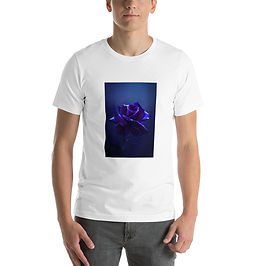 """T-Shirt """"Midnight Rose"""" by Lilyas"""