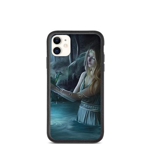 "iPhone case ""Baby Dragon"" by ElenaDudina"