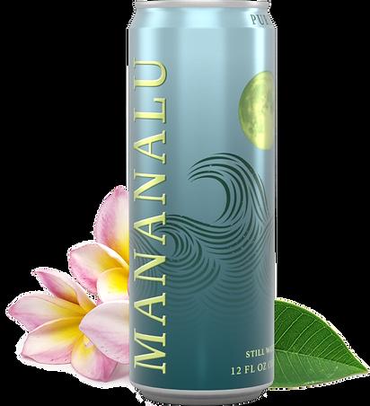 Mananalu water can