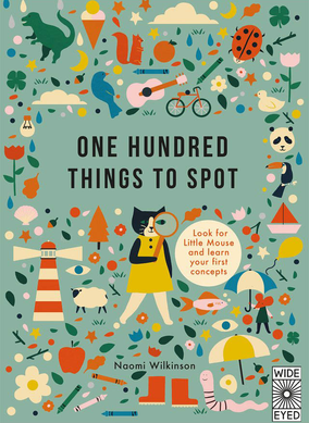 One Hundred things to spot