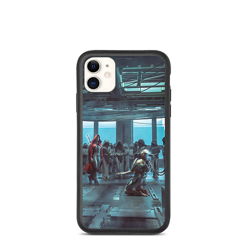 """iPhone case """"Let Us Begin"""" by thebakaarts"""
