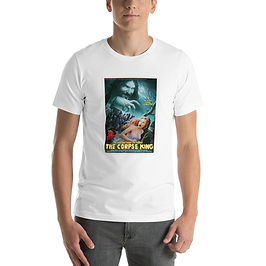 """T-Shirt """"The Corpse King"""" by JeffLeeJohnson"""