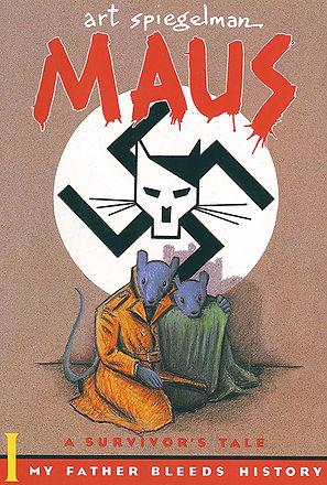 MAUS by Art Spiegelman